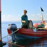 Hånsa och hans båt